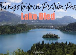 Picture Perfect Lake Bled