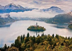 Slovenia: Active dreams in scenic surrounds