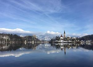 Bled Winter Swimming Cup